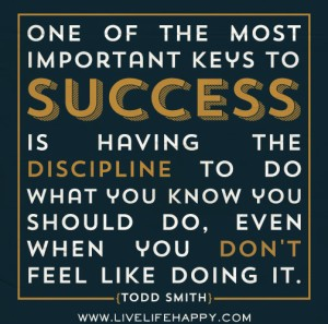 success should do