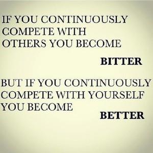 Bitter Better