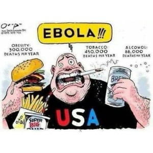 ebola hysteria